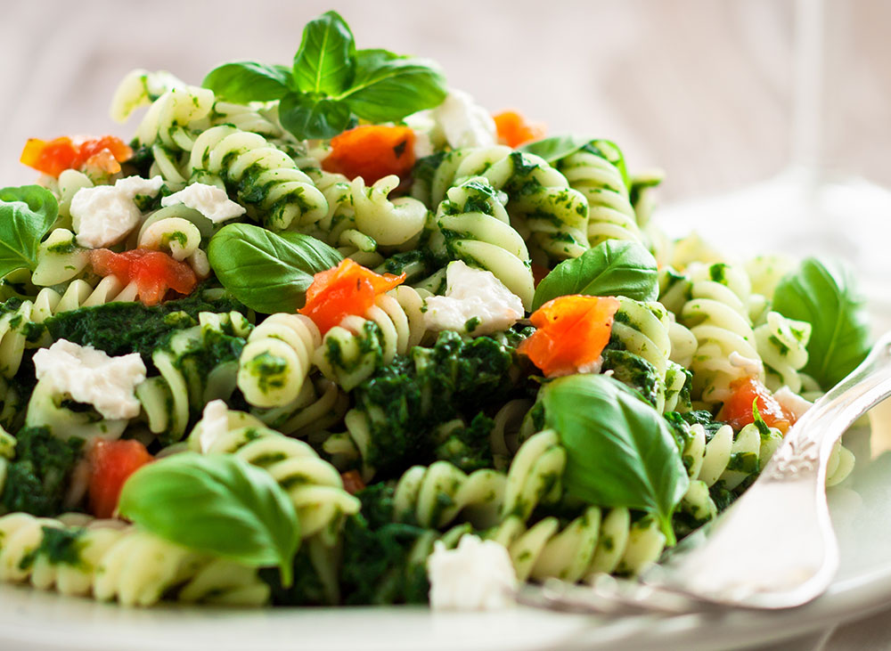 Fusilli with broccoli PowerSlim Nutrition