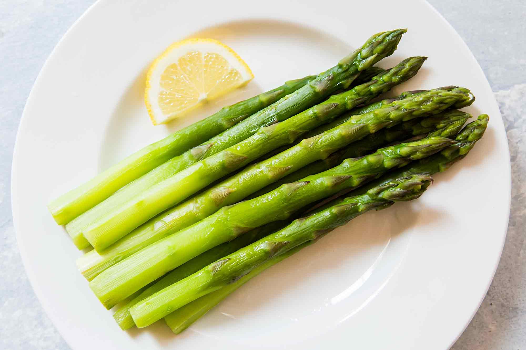 Asparagus tips !