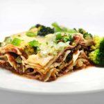 PowerSlim weight loss recipe Lasagne and Broccoli