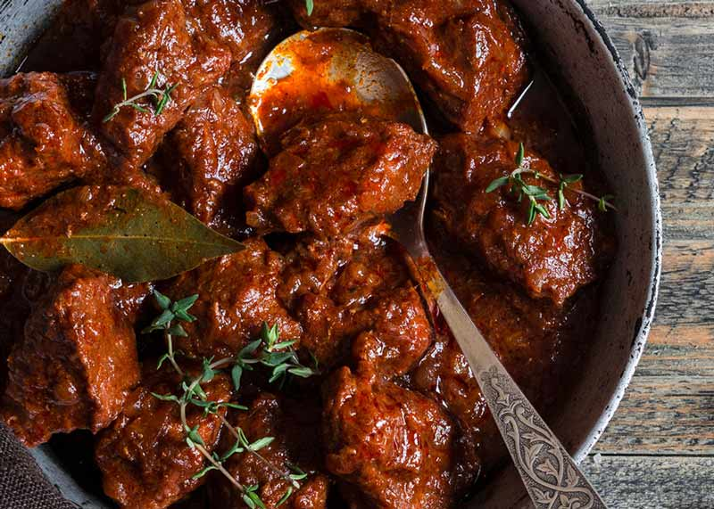 beef stew dish - PowerSlim's healthy weight loss nutrition