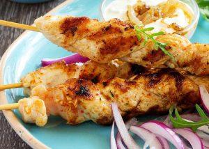 chicken skewer recipe diet salisbury