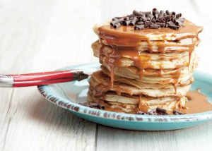pancakes low carb high protein eating