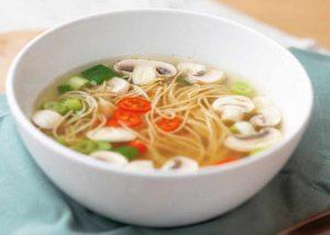 veg soup recipe powerslim-low carb high protein diet